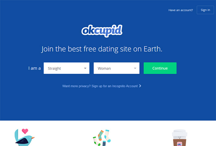 dating site reviews okcupid mobile